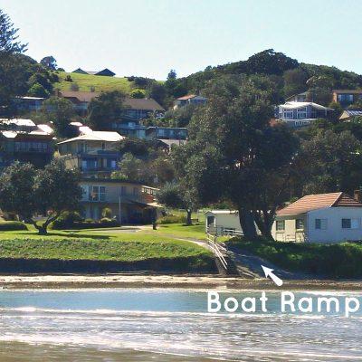 Boat ramp Seven Mile Beach Gerroa