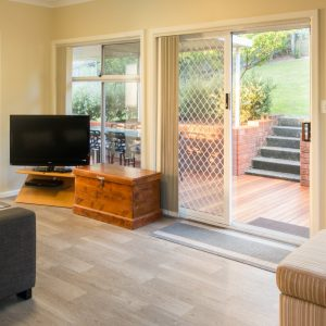 Sunroom at Southerly Change, holiday house rental accommodation at Gerroa, Seven Mile Beach