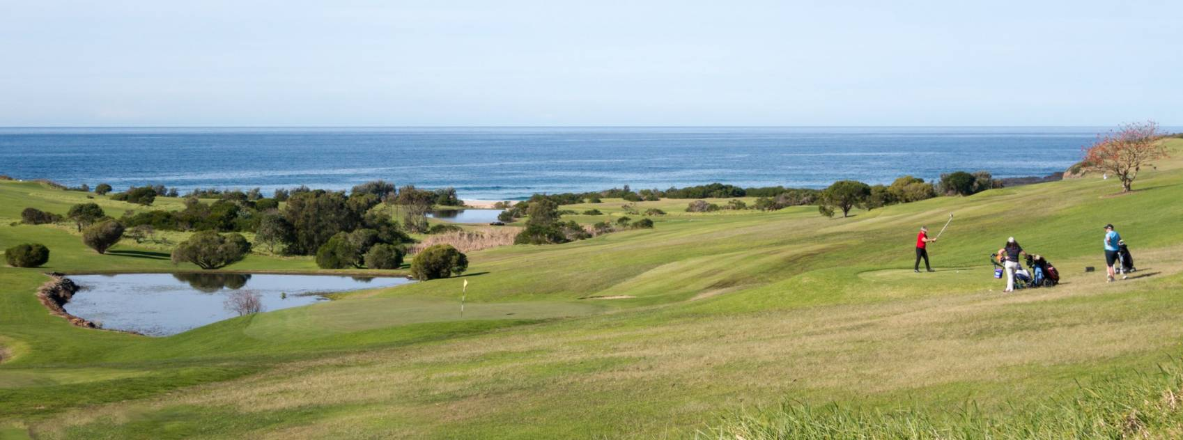Gerringong Golf Course, near Seven Mile Beach, Gerroa