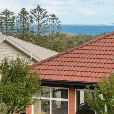 Back yard views at Southerly Change Gerroa accomodation at Seven Mile Beach, NSW